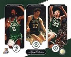 Bill Russell, John Havlicek, & Larry Bird Legacy Collection art print
